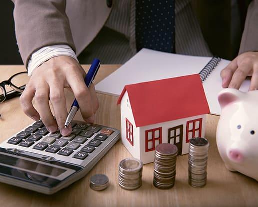Sie sind auf der Suche nach einer Immobilienfinanzierung?